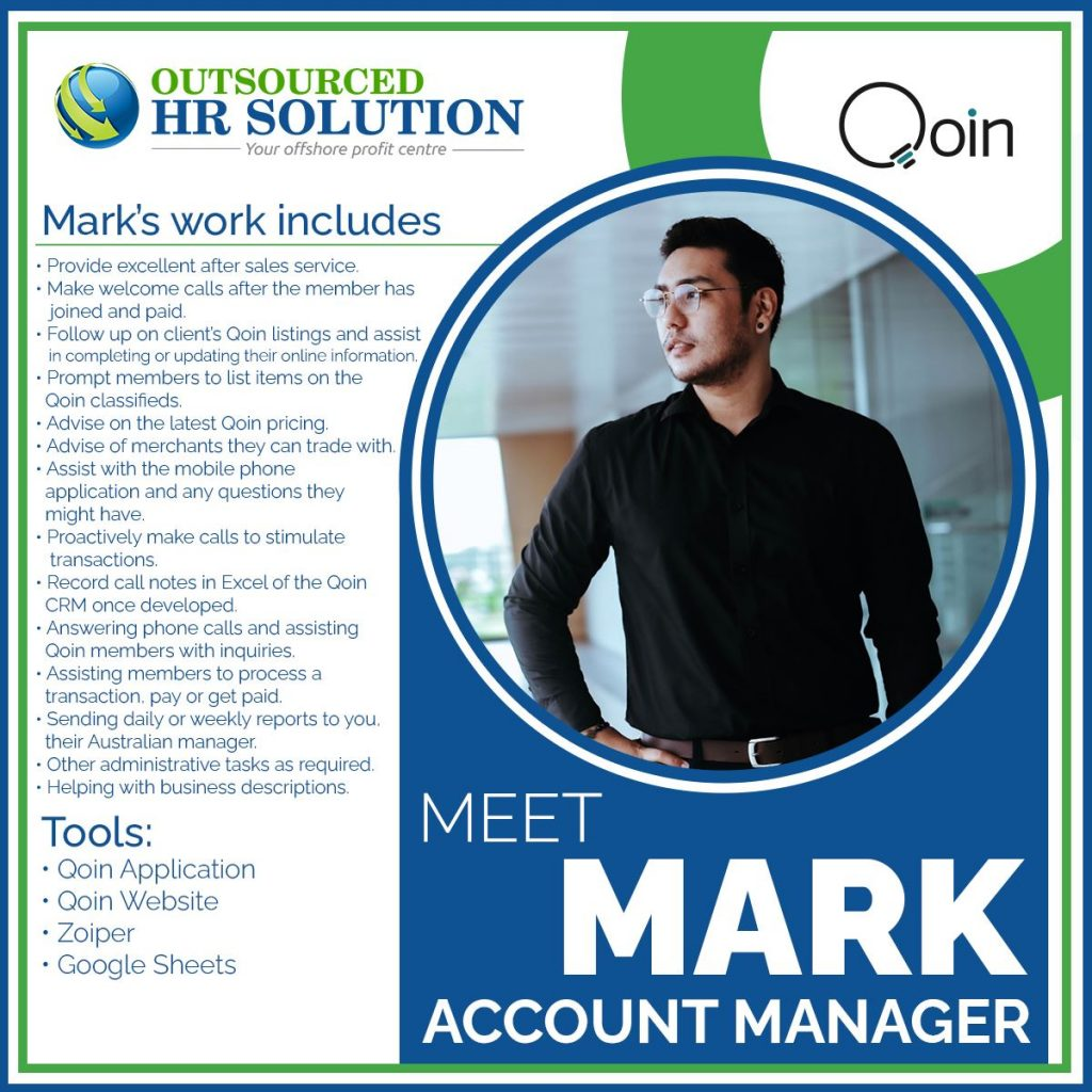 Mark - Outsource Account Management