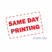 Same Day Printing logo