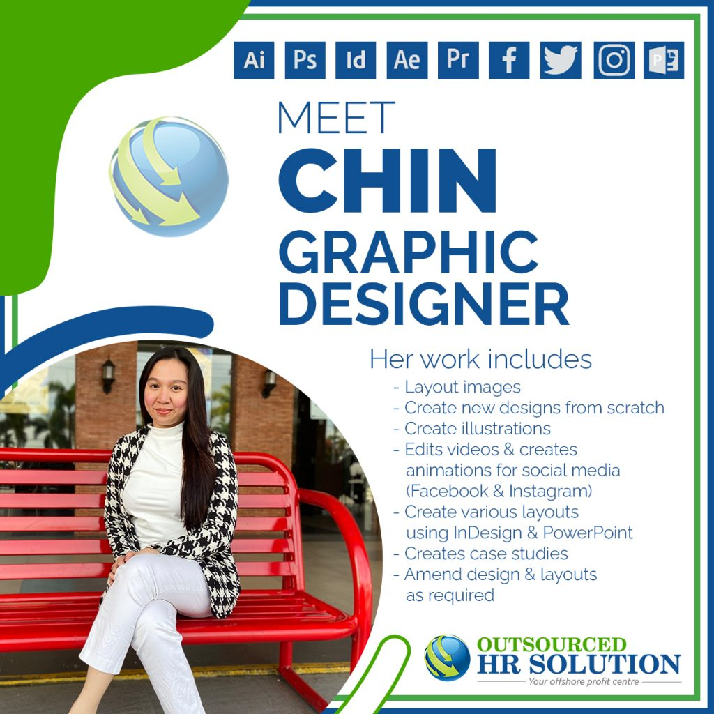 Graphic Designer at a Philippines Outsourcing Company
